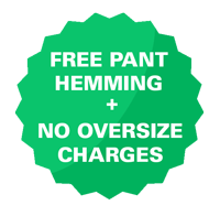 Free Pant Hemming