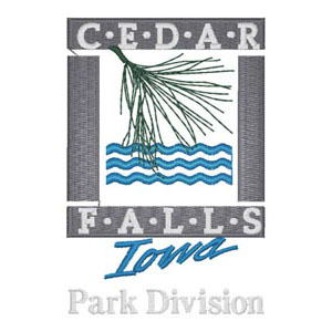 53 - City of Cedar Falls - Iowa - Park Division Patch