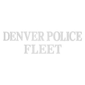 40 - City of Denver - Police Fleet