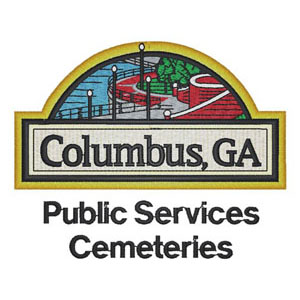 97 - City of Columbus - Public Services - Cemeteries Patch