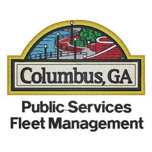 103 - City of Columbus - Public Services - Fleet Management Patch