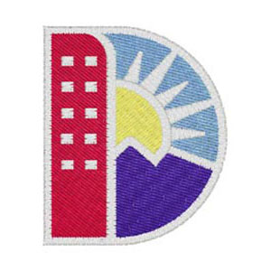 68 - City & County of Denver - Icon Patch