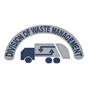 36 - Division of Waste Management Patch