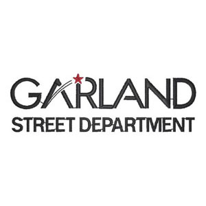 37 - Garland Street Department Patch
