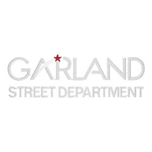 14 - Garland Street Department Patch