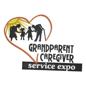 114 - Grandparent Caregiver Service Expo Patch