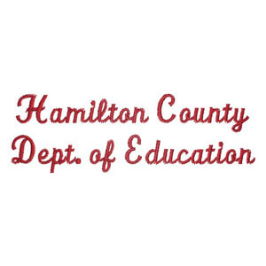 88 - Hamilton County - Department of Education Patch