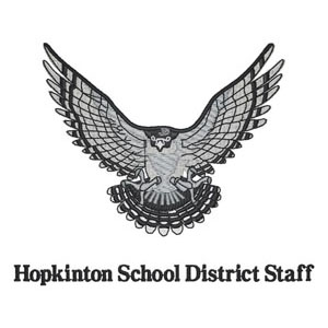 104 - Hopkinton School District - Staff Patch
