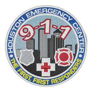 95 - City of Houston - Emergency Center Patch
