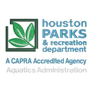 83 - City of Houston - Parks & Recreation - Aquatics Division Patch