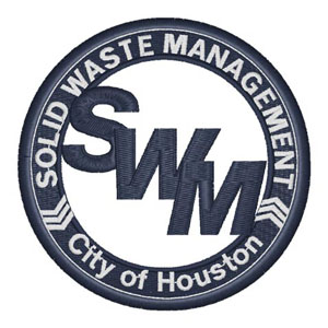 70 - City of Houston - Solid Waste Management Patch