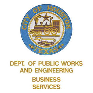 44 - City of Houston - Public Works & Engineering Patch