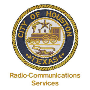 99 - City of Houston - Radio Communications Services Patch