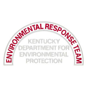 1 - Kentucky Environmental Response Team Patch