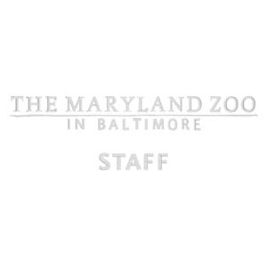 64 - The Maryland Zoo at Baltimore - Staff Patch