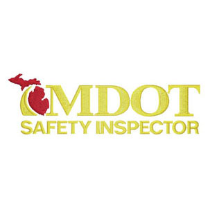 90 - MDOT - Safety Inspector Patch