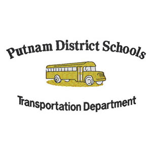 107 - Putnam District Schools - Transportation Department Patch