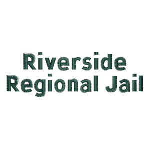 102 - Riverside Regional Jail Patch