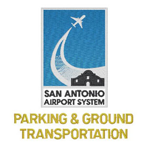 29 - San Antonio - Airport System - Parking & Ground Transportation Patch