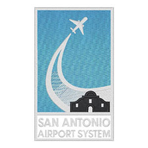 28 - San Antonio - Airport System Patch