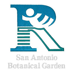 25 - San Antonio - Botanical Gardens Patch
