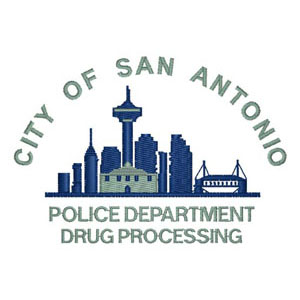 108 - City of San Antonio - Police Department Patch