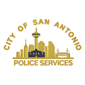 72 - City of San Antonio - Police Services Patch