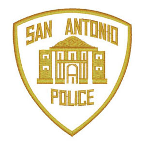 66 - City of San Antonio - Police Patch
