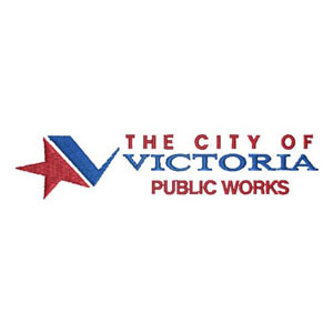 15 - Victoria Texas - Public Works Patch