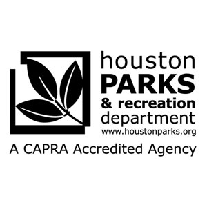 2 - Houston Parks & Recreation - Black and White Patch