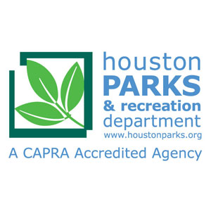 1 - Houston Parks & Recreation, 3-Color Patch