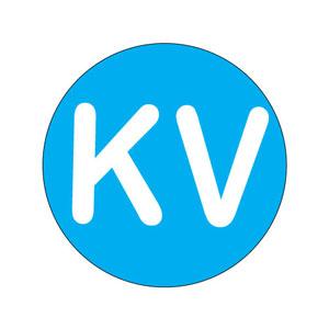 13 - KV Logo Patch