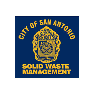 7 - San Antonio, Texas - Solid Waste Management Badge Patch