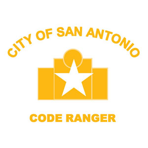 20 - San Antonio, Texas - Code Ranger Patch